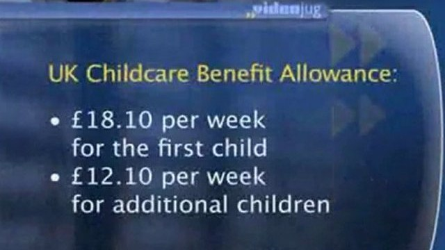 Family Benefits : How much child benefit will I get?
