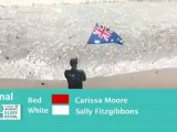 Carissa Moore wins TSB Bank Women's Surf Festival - Semis and Final Highlights