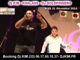 DJ KIM VIDEO JOUR DE L AN 2011 party 2