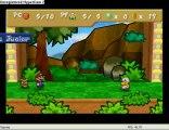 WT de:Paper Mario (N64(Partie 2:1er combat et 1er mini-boss)