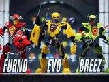 Hero Factory Adverts - Evo vs. Fire Lord