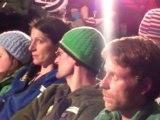LGO 2011 Pre-Race mushers meeting .