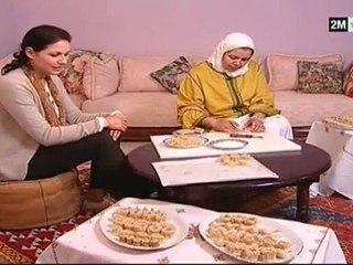 halawiyat choumicha - recette de la ville de safi chhiwat bladi 2014 asfi