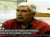 Juicio a Posada Carriles expone credibilidad de lucha contra