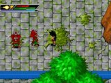 DBZ Buu Fury Part 9 Combat contre des Ninja