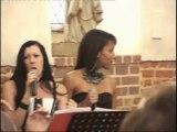 Chanteuse  musicien messe de mariage Nord Pas de Calais