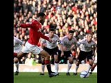 Manchester United 1-0 Liverpool Giggs penalty,Gerrard red