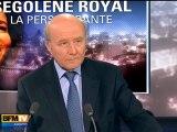 BFMTV 2012 : l'interview par Olivier Mazerolle