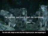 Hummm Charal (publicité), les loups (version longue)