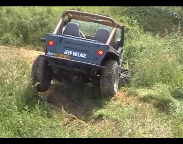 Jeep Rock Crawling by Jeep Village