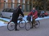 Plan de mobilité cité administrative de Toulouse