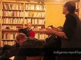 Débat PIR Lyon Banlieues avec Hacène Belmessous 19/11/10