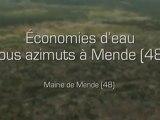 Économies d'eau tous azimuts à Mende -Trophées de l'eau 2010
