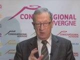 Le Président de la Région Auvergne répond aux auvergnats
