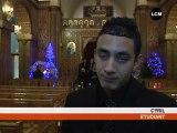 LCM : Noël copte sous le signe du deuil à Marseille