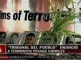 Inicia Juicio contra terrorista Posada Carriles por mentir s