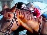 mai 2006 Pour la première fois à cheval