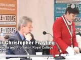 Sir Frayling's Case for State Funded Ethnic Art