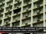 Prontuario del terrorista Luis Posada Carriles