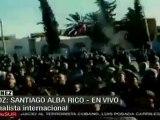 Denuncian cerco informativo en Tunez sobre muertes, protestas y represión policial