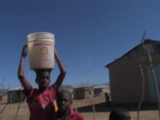 L'eau potable : la santé au quotidien en Haïti