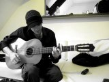 goodbye my lover james blunt guitare