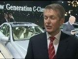 Mercedes-Benz Detroit Autoshow 2011 Dr. Thomas Weber