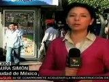 Caricaturistas mexicanos inician campaña contra la violenci