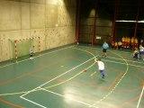 Séance penalty U13 Eq. 2 Futsal 09/01/2011 Lilian au tir