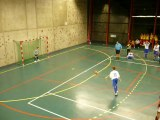 Séance penalty U13 Eq. 2 Futsal 09/01/2011 Kerwann au tir