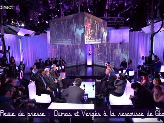 Dumas et Vergès à la rescousse de Gbagbo (1/2)