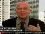 Allard: Los fiscales no acusan a Posada Carriles de terrorismo