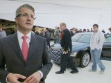 Audi Highlights Consumer Electronics Show (CES) Las Vegas