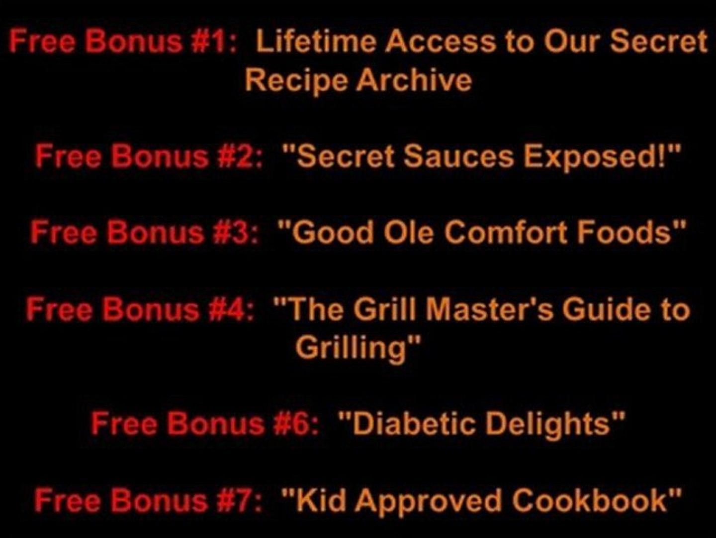 The Secret Recipes -- Secret Restaurant Recipes
