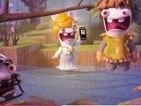 La Légende Mobile par les Lapins Crétins - Motorola Defy