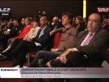 Convention nationale du Parti socialiste pour un nouveau modèle de développement