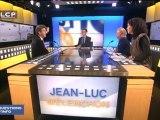 Invité de Questions d'Info, le leader du parti de gauche estime qu'en 2012 face à Nicolas Sarkozy, DSK ne peut pas gagner !