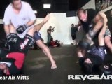 Air Mitts Demo, Punching Mitts Video, Boxing Mitt, MMA Pads