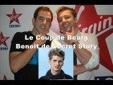 Canular Téléphonique Le Coup de Bourg Benoît (Secret Story) piégé par Olivier Bourg Virgin Radio