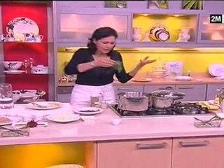Choumicha Recettes - cuisine marocaine Rfissa au poulet