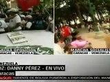 Sin incidentes, las marchas por el 23 de enero en Venezuela