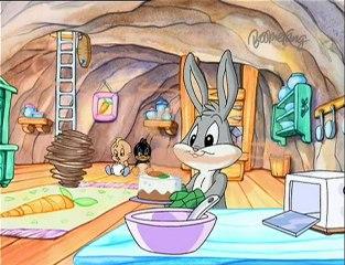 Baby Looney Tunes - Extrait Episode 35 : Chanson du terrier