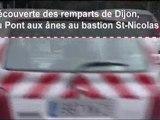 Découverte des remparts de Dijon,du pont aux anes au bastion