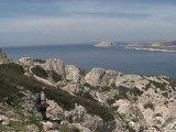Calanques Marseille l'archipel de Riou & ses goélands