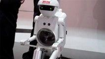 Un Robot qui ne sert à rien, mais rien du tout.