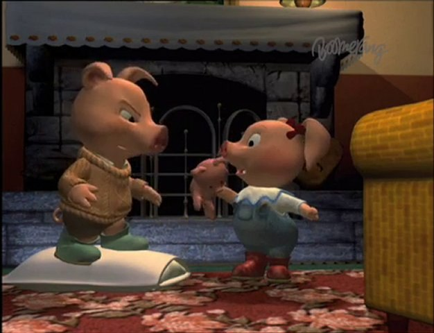 Piggly et ses amis - Extrait Episode 30-c