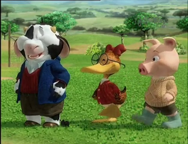 Piggly et ses amis - Extrait Episode 31-a