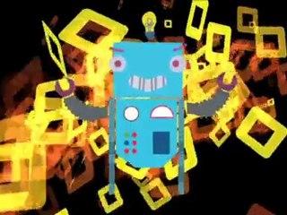 "ROBOT CACA ""J'AI FAIT CACA"""