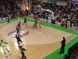 Basket ProA JAV / PARIS LEVALLOIS