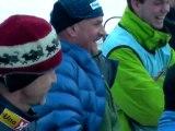 LGO ambiance mushers meeting Megeve